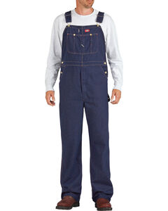 Dickies Indigo Denim Work Overalls, , hi-res