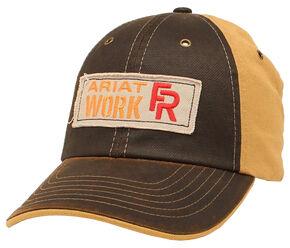 Ariat Men's Work FR Cap, Brown, hi-res