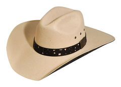 Renegade by Bailey Women's Lacey Straw Cowgirl Hat, , hi-res