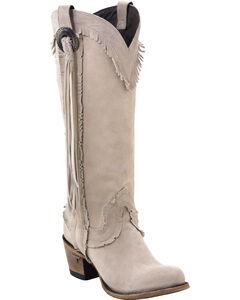 Lane Women's Sierra Fringe Boots -  Round Toe , , hi-res