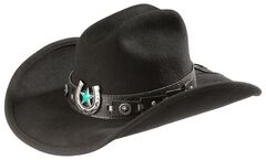 Bullhide Against All Odds Cowgirl Hat, , hi-res