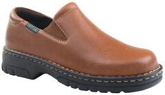 Eastland Women's Tan Newport Slip-On Shoes , , hi-res