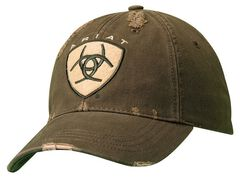 Ariat Embroidered Logo Patch Cap, , hi-res
