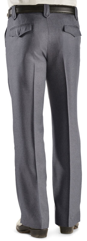 Circle S Men's Childress Dress Pants, Blue, hi-res