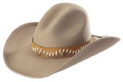 Bullhide Pistol Creek Premium Wool Cowboy Hat, , hi-res