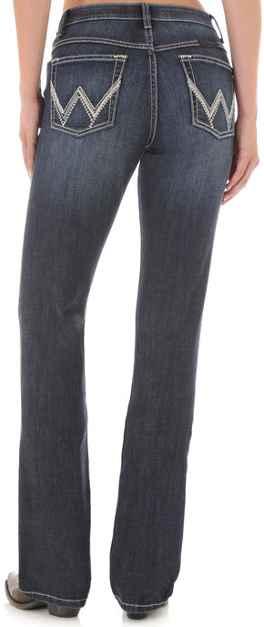 Wrangler Women's Ultimate Riding Q-Baby Jeans , Indigo, hi-res