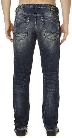 Buffalo Men's King X Stretch Jeans - Bootcut , Denim, hi-res