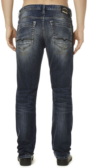 Buffalo Men's King X Stretch Jeans - Bootcut , Denim, hi-res