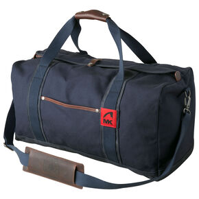 Mountain Khakis Navy Small Canvas Duffel Bag , Navy, hi-res