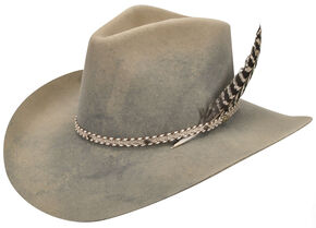 Renegade by Bailey Men's Lucius Camel Felt Hat, Camel, hi-res
