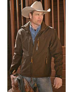 STS Ranchwear Men's Young Gun Brown Jacket - Big & Tall - 4XL, , hi-res