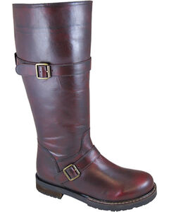 Smoky Mountain Women's Alyssa Tall Western Boots - Round Toe , , hi-res