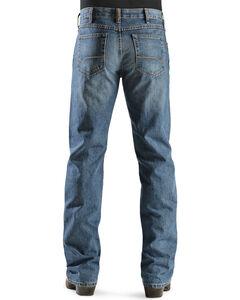 """Ariat Men's Heritage Denim Classic Fit Straight Leg Jeans - 38"""" Inseam, , hi-res"""
