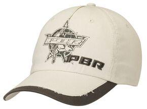 PBR Logo Screen Print Casual Cap, Tan, hi-res