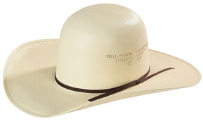 Resistol Men's Khaki Whiskey Wild Man Hat, Khaki, hi-res