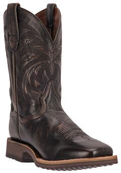 Dan Post Cayenne Chocolate Diamond Pro Cowboy Boots - Square Toe, , hi-res