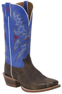 Tony Lama Blonde Bonham 3R Western Cowboy Boots - Square Toe, , hi-res
