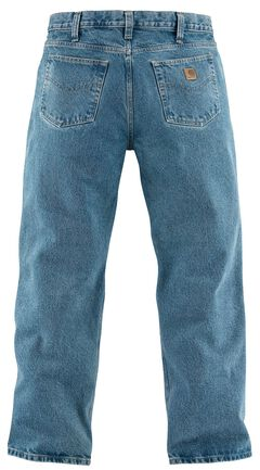 Carhartt Relaxed Fit Straight Leg Five Pocket Work Jeans, , hi-res