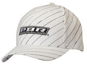 PBR Striped Logo Patch Cap, White, hi-res