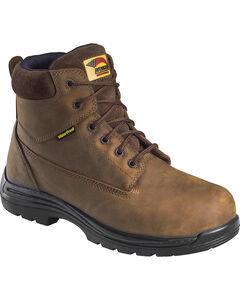 Avenger Men's Waterproof Work Boots - Composite Toe, , hi-res