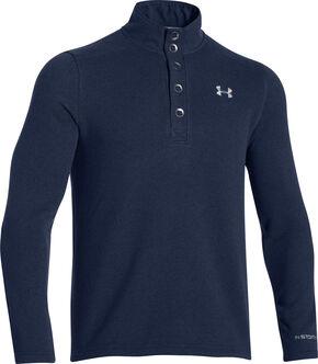Under Armour Men's UA Specialist Storm Sweater, Blue, hi-res