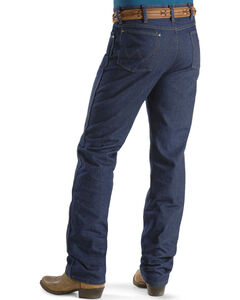"Wrangler Jeans - Cowboy Cut 36 MWZ Slim Fit Indigo - 38"" Tall Inseam, , hi-res"