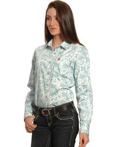 Ariat Women's Flame-Resistant Crane Work Shirt, , hi-res