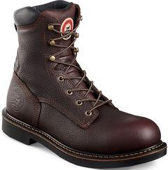 Red Wing Irish Setter Farmington Work Boots - Soft Round Toe, , hi-res