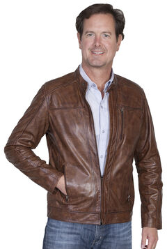Scully Men's Leather Jacket, , hi-res