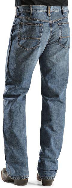 Ariat Denim Jeans - Heritage Medium Stonewash Relaxed Fit, , hi-res