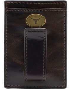 Jack Mason University of Texas Legacy Multicard Front Pocket Wallet , , hi-res