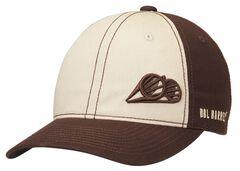 Double Barrel Logo Embroidered Cap, , hi-res