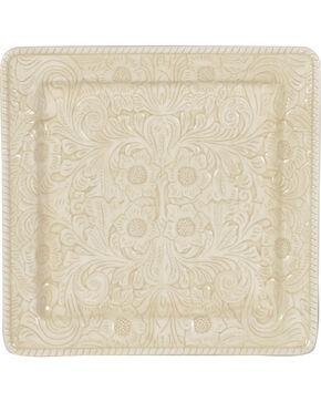 HiEnd Accents Savannah Serving Plate, Cream, hi-res