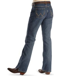 "Wrangler Jeans - Cash Ultimate Riding - 30"", 32"", 34"", 36"", , hi-res"