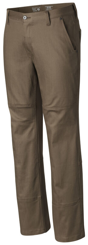 Mountain Hardwear Men's Passenger Utility Pants, Brown, hi-res