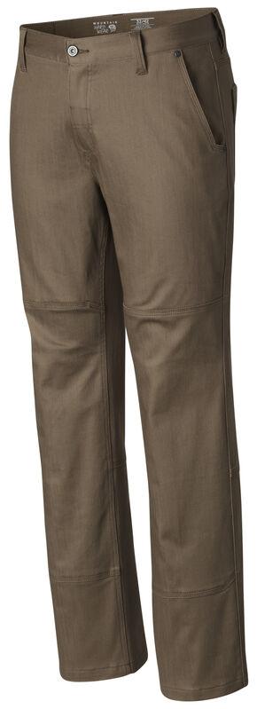 Mountain Hardwear Men's Passenger Utility Pants, Brown, hi-res