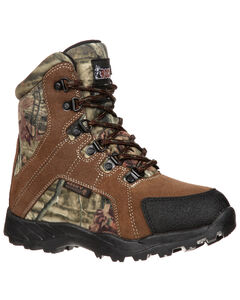 Rocky Kids' Hunting Waterproof Insulated Boots, , hi-res