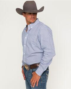 Cody James Men's Tucson Geo Print Long Sleeve Shirt, , hi-res