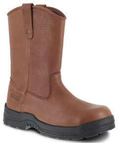 Rockport Works More Energy Pull-On Work Boots - Composition Toe, , hi-res