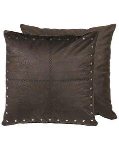 HiEnd Accents Tucson Euro Pillow Sham, , hi-res