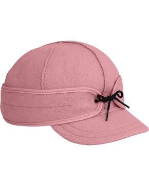 Stormy Kromer Women's Ida Kromer Cap, Pink, hi-res