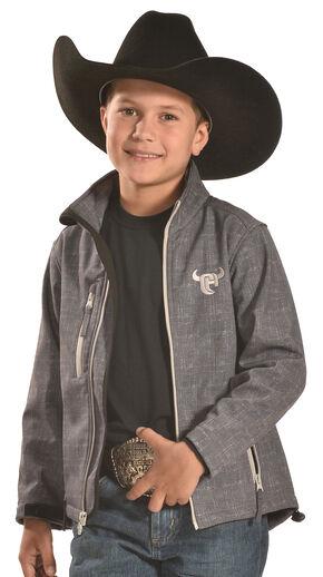 Cowboy Hardware Boys' Grey Bucking Horse, Grey, hi-res