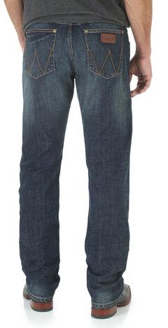 Wrangler Retro Bozeman Men's Slim Fit Jeans - Straight Leg , , hi-res