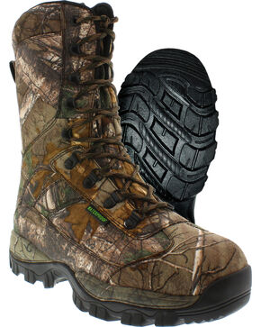 Itasca Men's Carbine Hunting Boots - Round Toe, Camouflage, hi-res