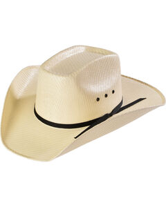 Kids Sancho Canvas Cowboy Hat, , hi-res