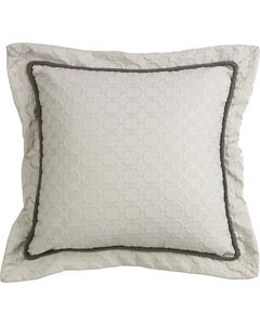 HiEnd Accents Chain Link Pillow, , hi-res