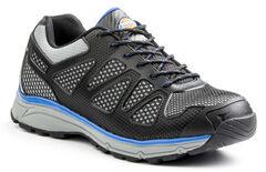 Dickies Men's Fury Low Work Shoes - Steel Toe, , hi-res