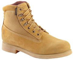 """Chippewa Waterproof & Insulated Nubuc 6"""" Lace-Up Work Boots - Round Toe, , hi-res"""