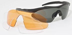 5.11 Tactical Aileron Shield Replacement Lenses, Orange, hi-res