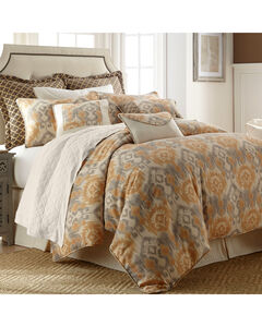 HiEnd Accents Casablanca 4-Piece Bedding Set, Super Queen, , hi-res